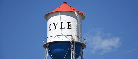 Kyle Watertower